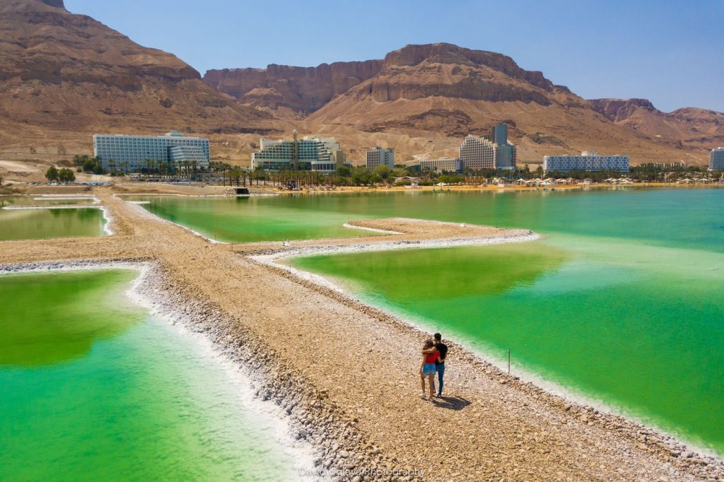 The Dead Sea – The Lowest Place In The World