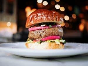 Burgers tel aviv