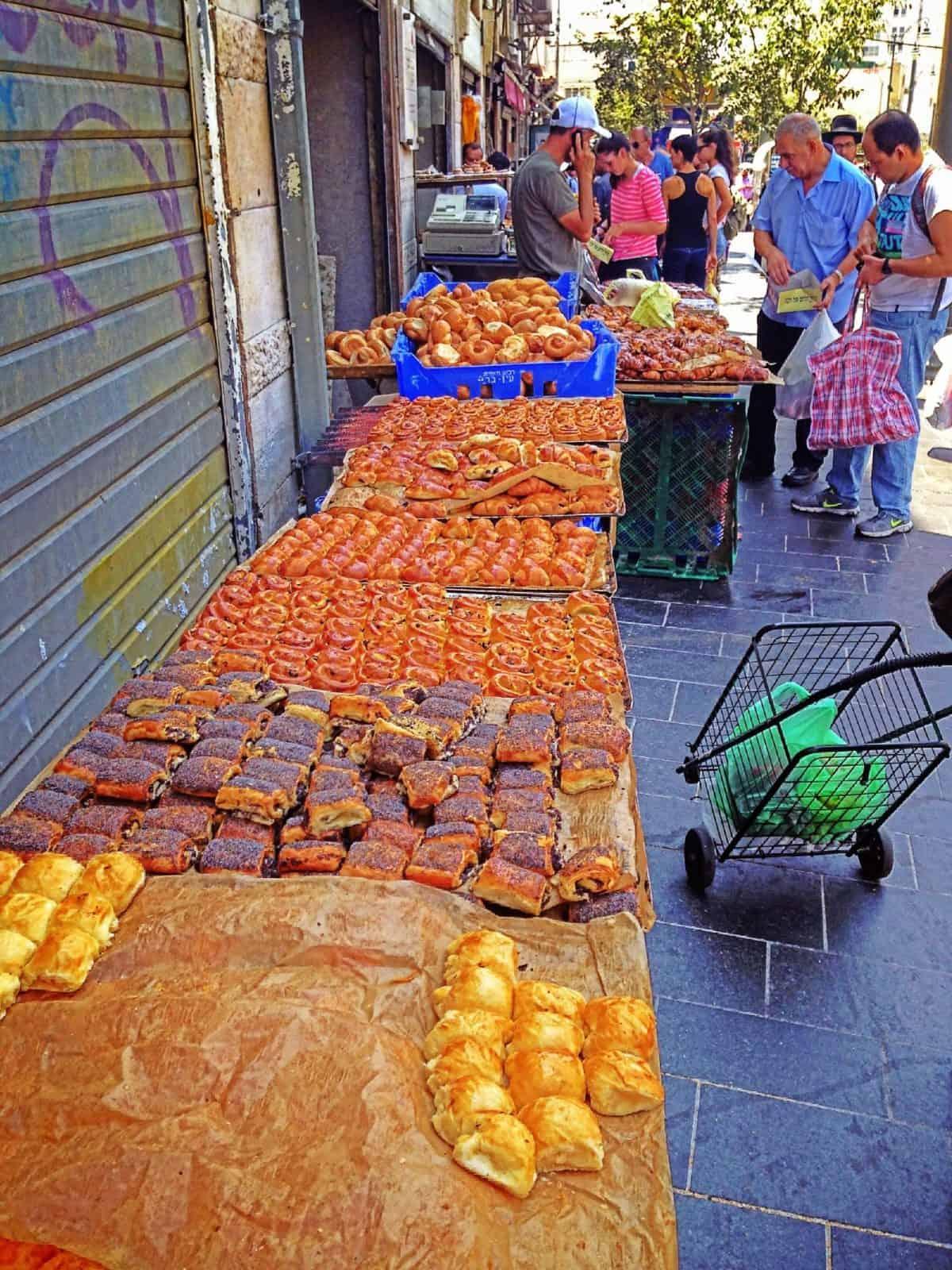 Machane Yehuda Market – Jerusalem