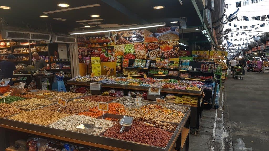 Hatikva market Tel Aviv