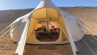 Secret Glamping Experience In Israel