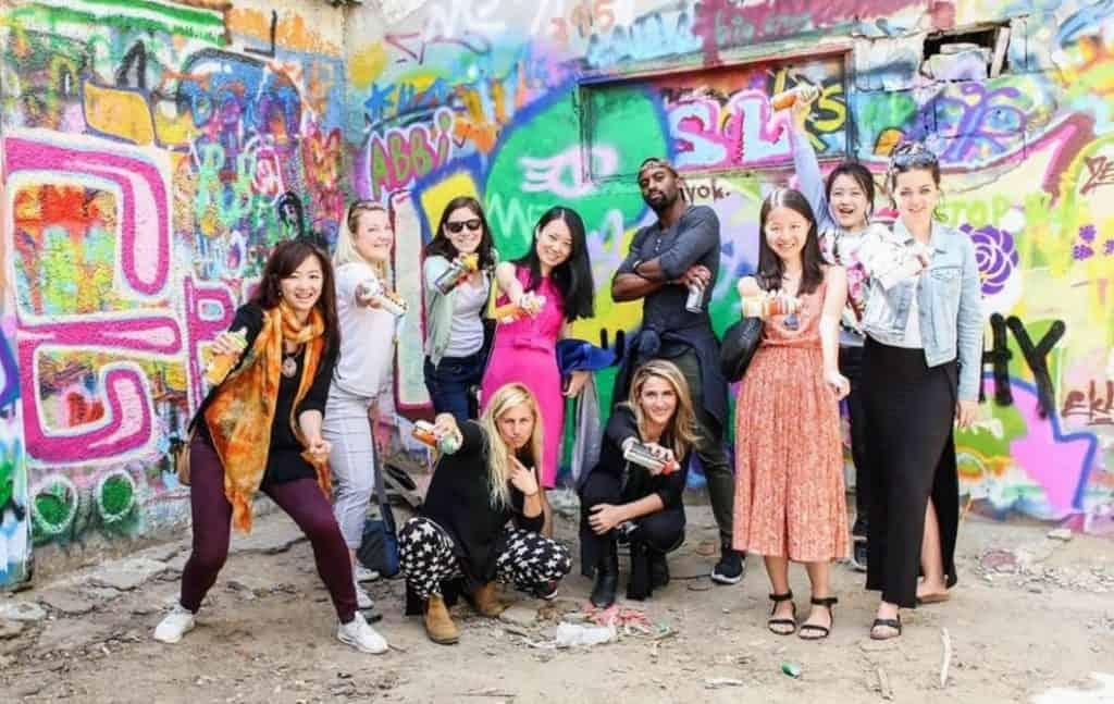 Graffiti Tour In Tel Aviv