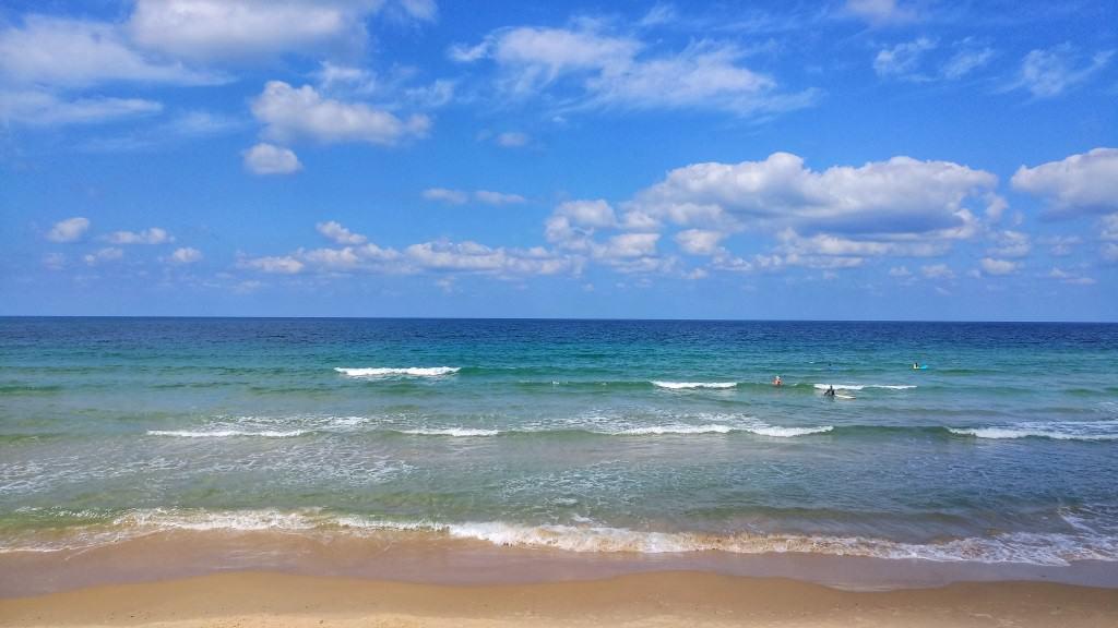 Charles Clore - Alma beach beach