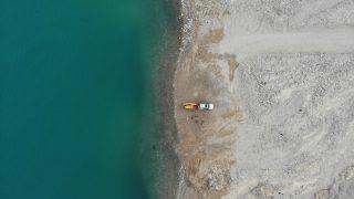 Boat Trip in the Dead Sea