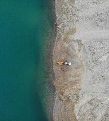 Boat Trip in the Dead Sea