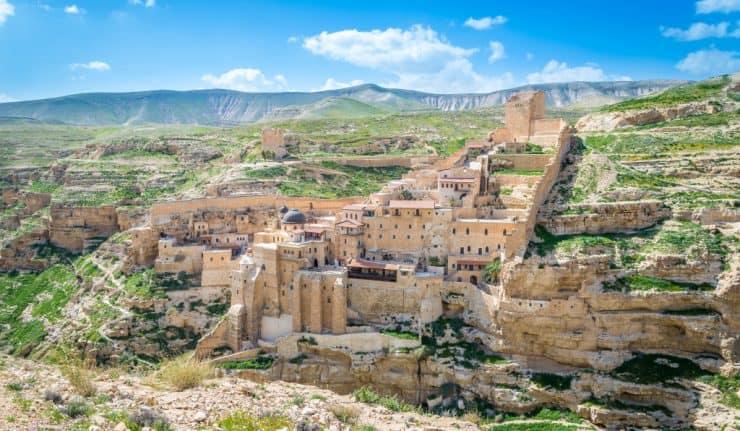 Mar Saba Latrun Monastery