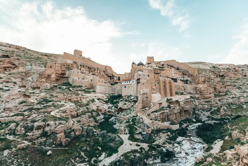 Monastery Mar Saba Latrun