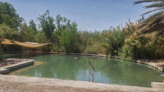 Einot Tzukim the Dead Sea